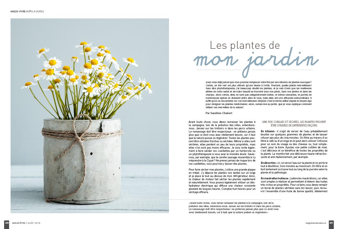 article de jardin