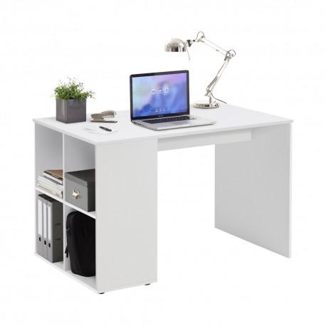 bureau avec étagère