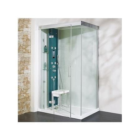 cabine de douche italienne