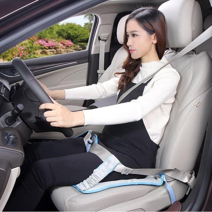 ceinture de sécurité femme enceinte