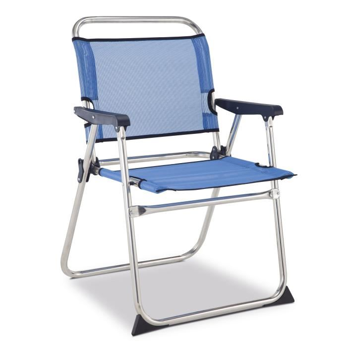 chaise camping pliante