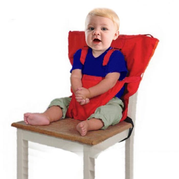 chaise haute voyage