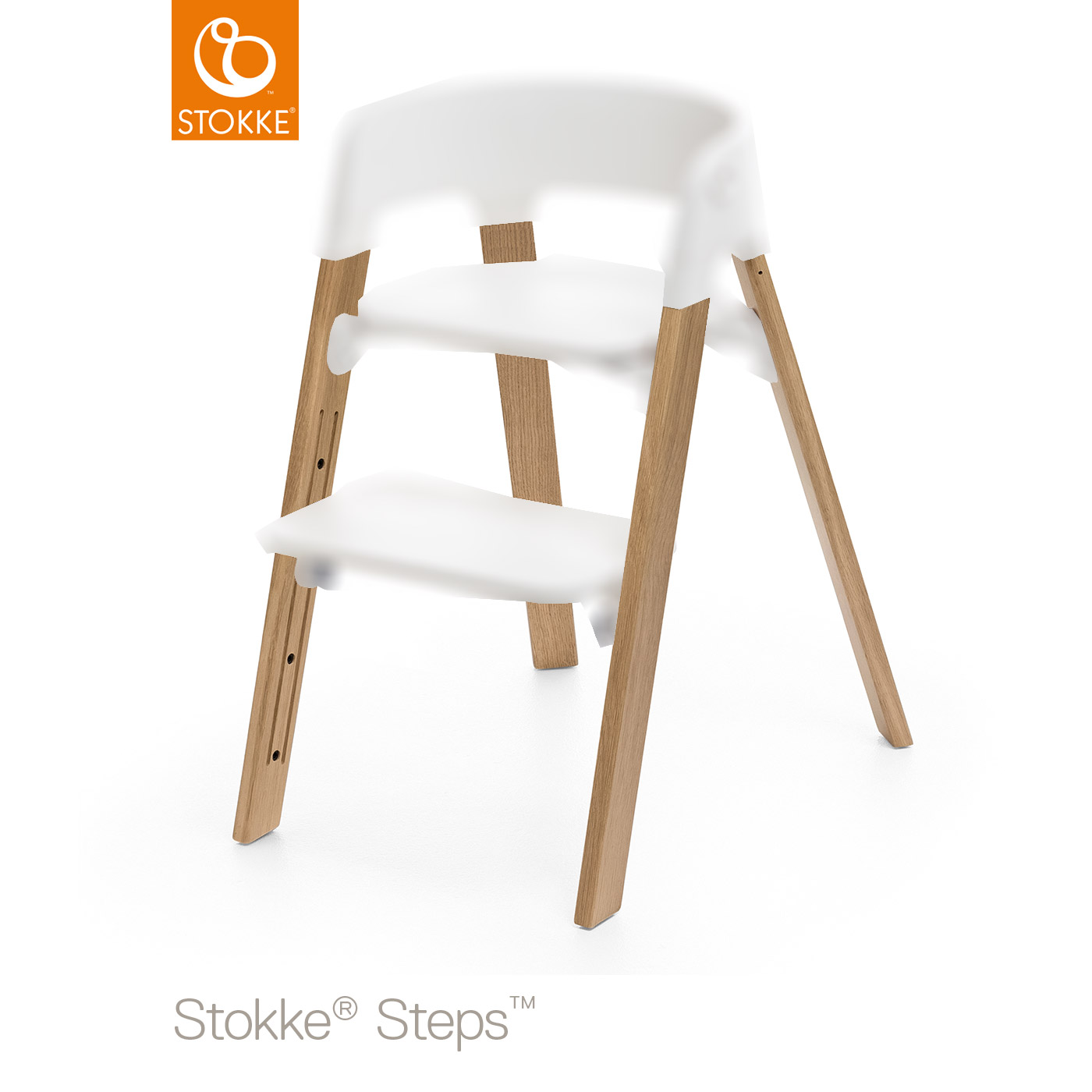 chaise stokke steps