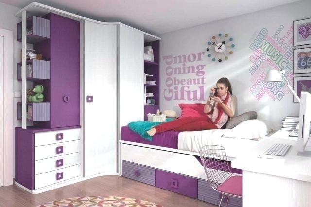 chambre de fille de 12 ans