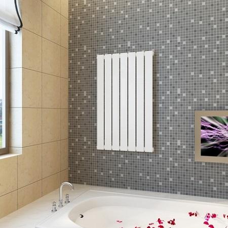 chauffage de salle de bain