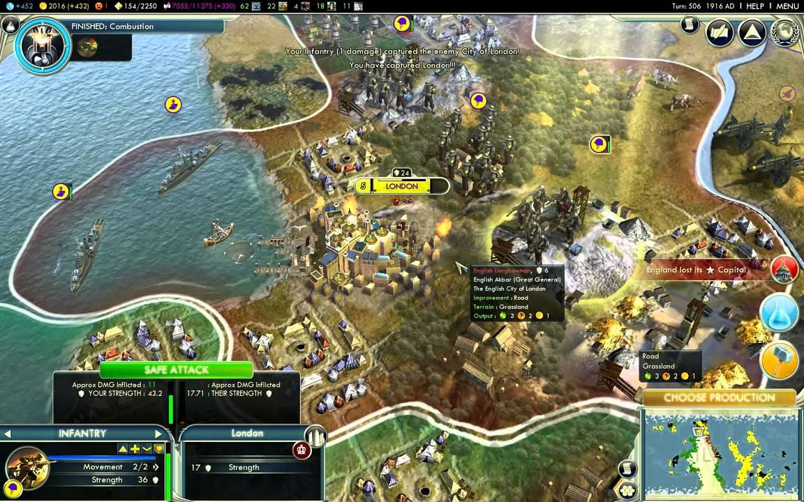 civilisation 5