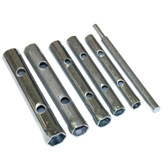 clé tube