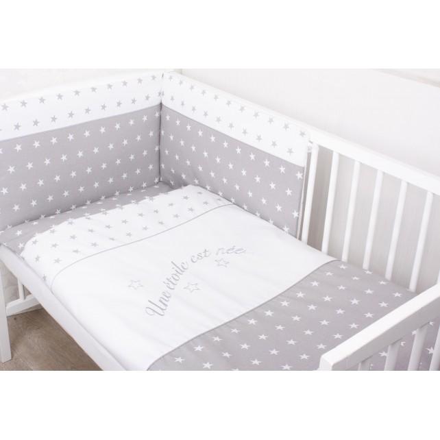 contour de lit bébé
