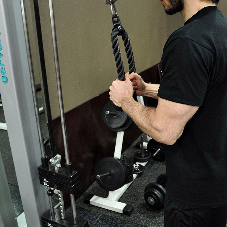 corde triceps