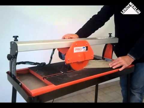 coupe carrelage électrique à eau