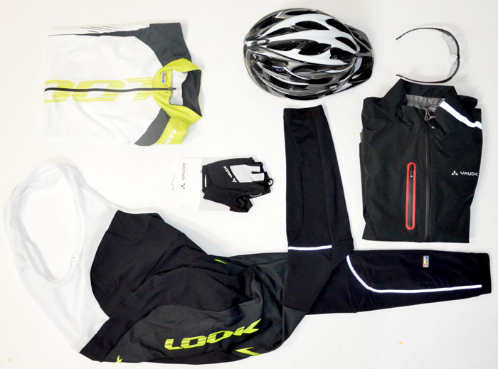 equipement velo route