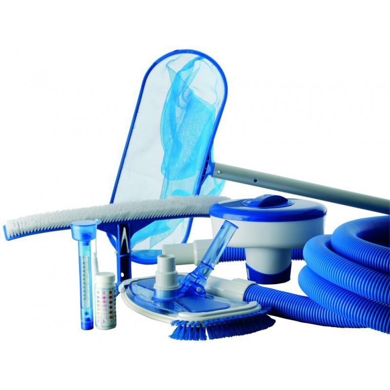 kit nettoyage piscine