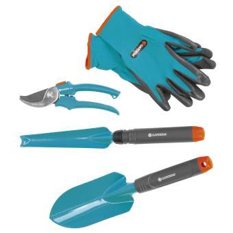 kit outils jardinage