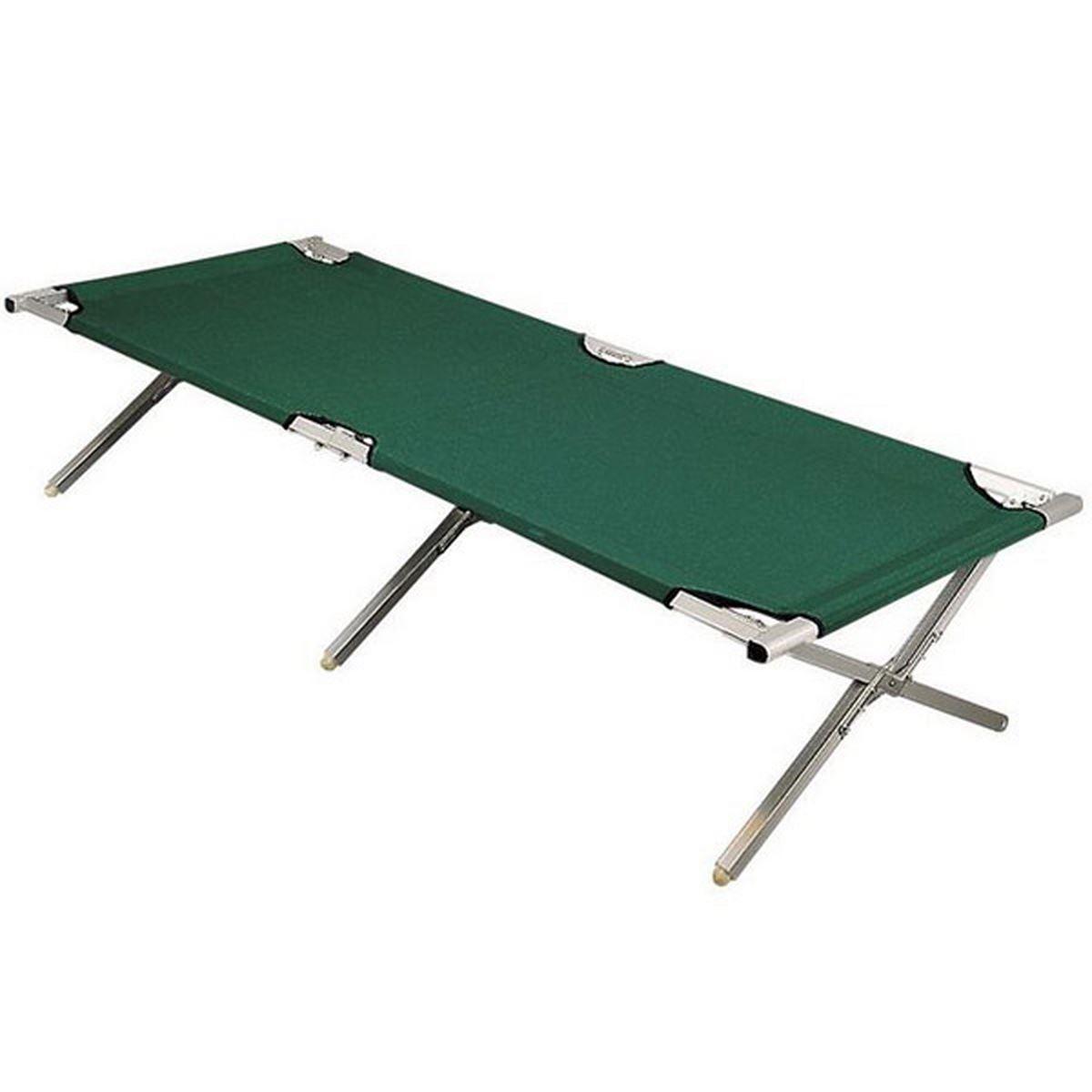 lit de camping