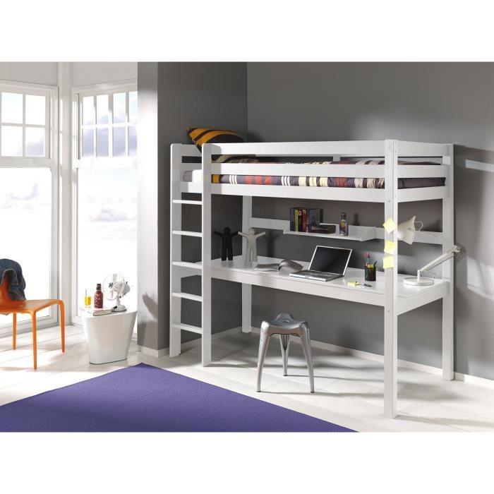 lit mezzanine bureau