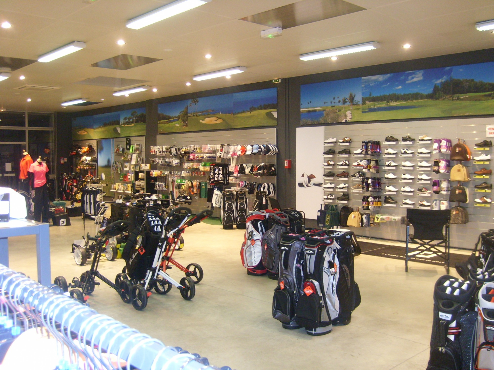magasin golf