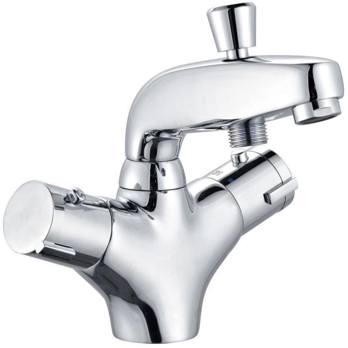 mitigeur baignoire thermostatique