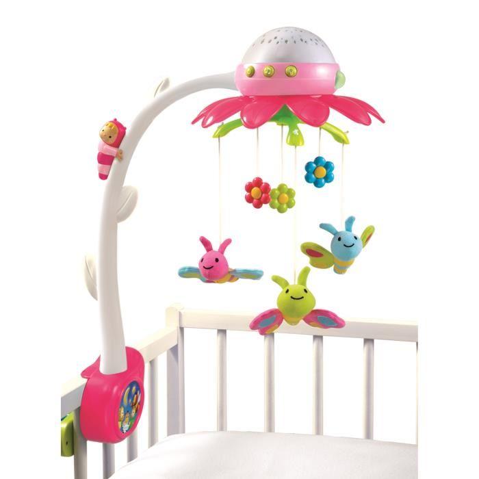 mobile pour lit bébé