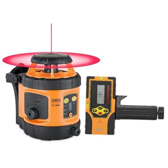 niveau laser rotatif automatique
