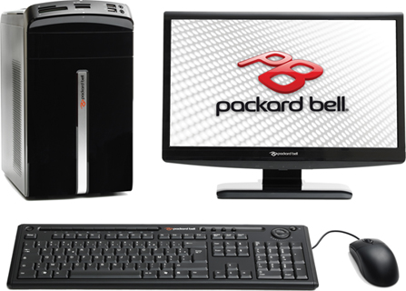 pc packard bell
