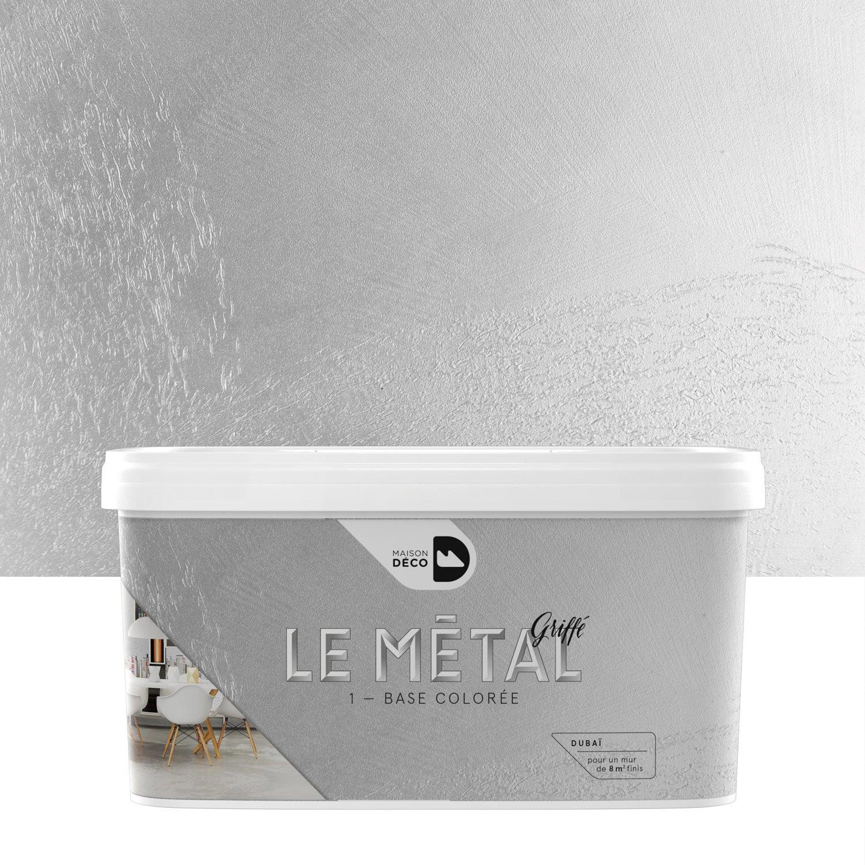 peinture metal