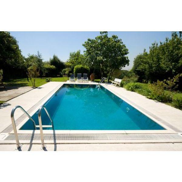 piscine sol