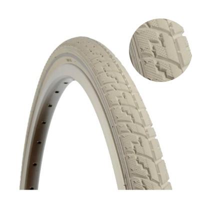 pneu velo blanc