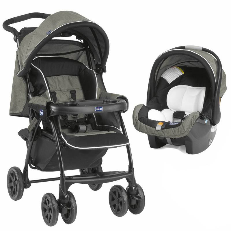 poussette duo chicco