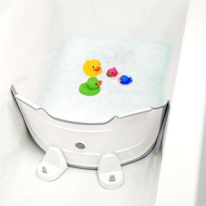 réducteur baignoire bébé