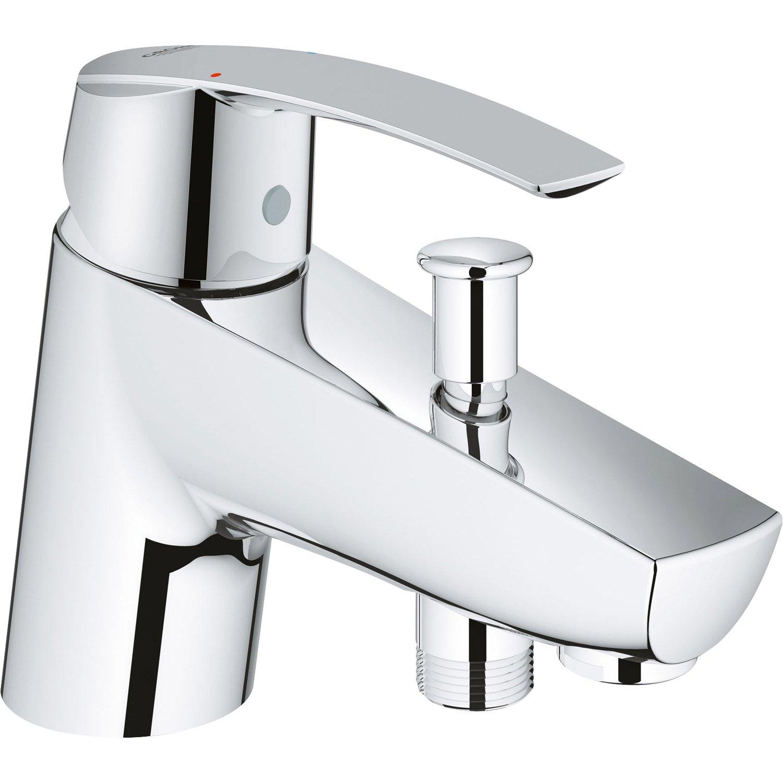 robinet baignoire grohe