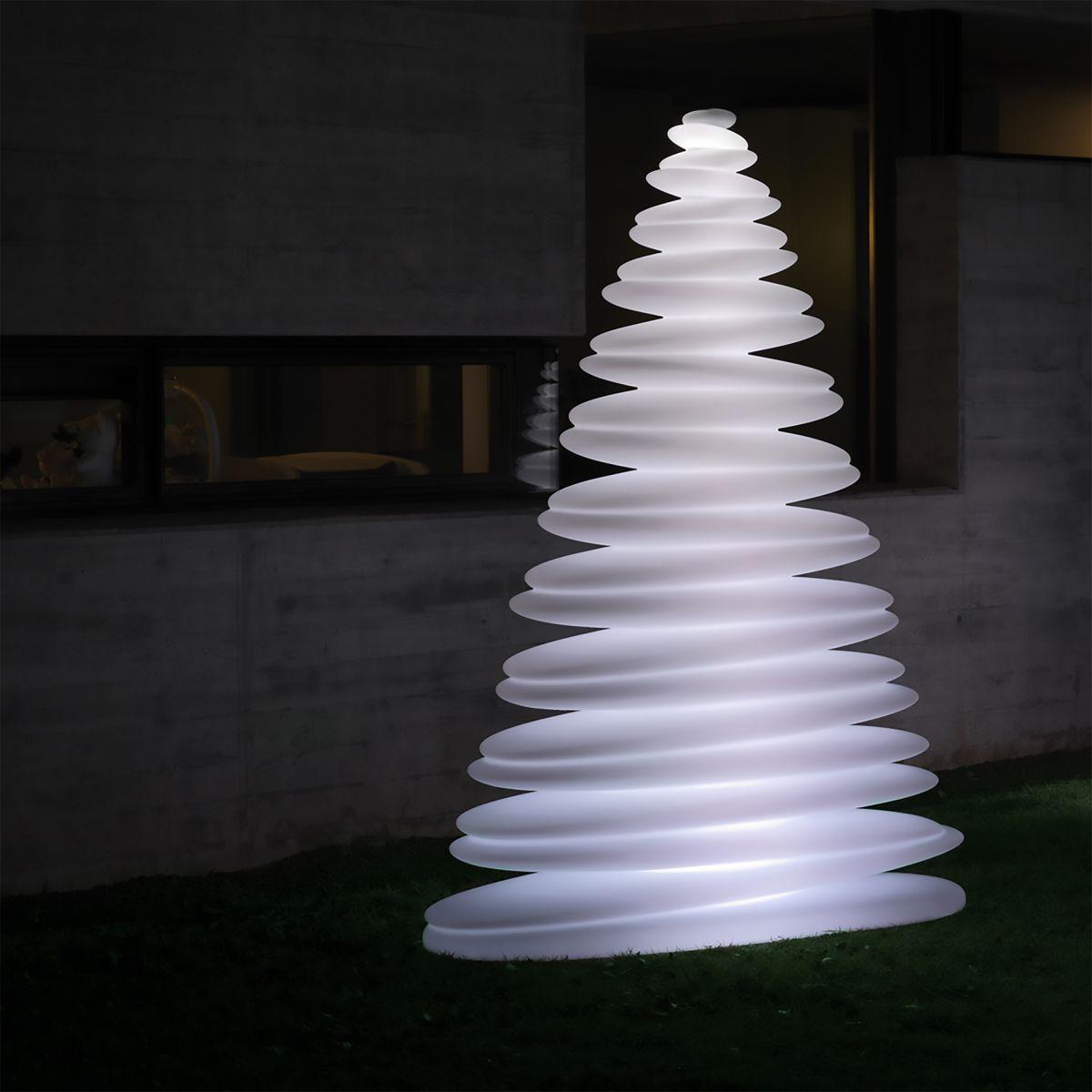 sapin de noel lumineux design