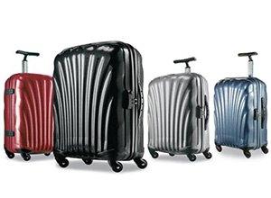 set de valise samsonite