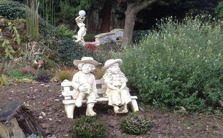 statue pour jardin