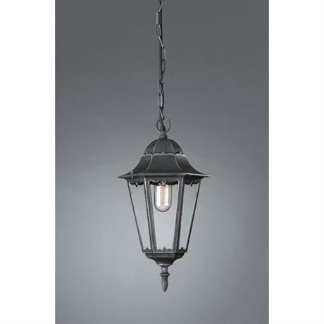 suspension luminaire exterieur