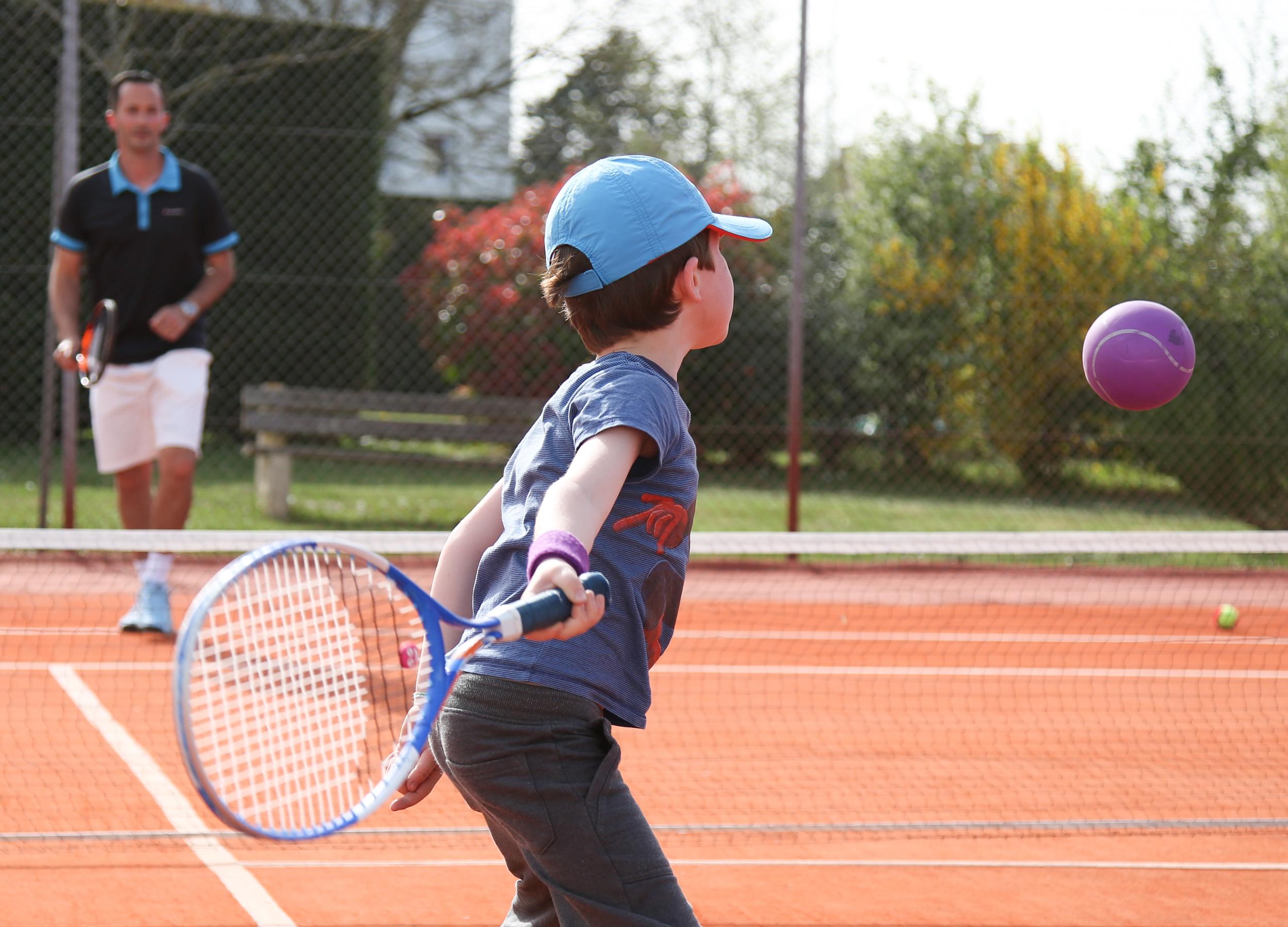 tennis enfant