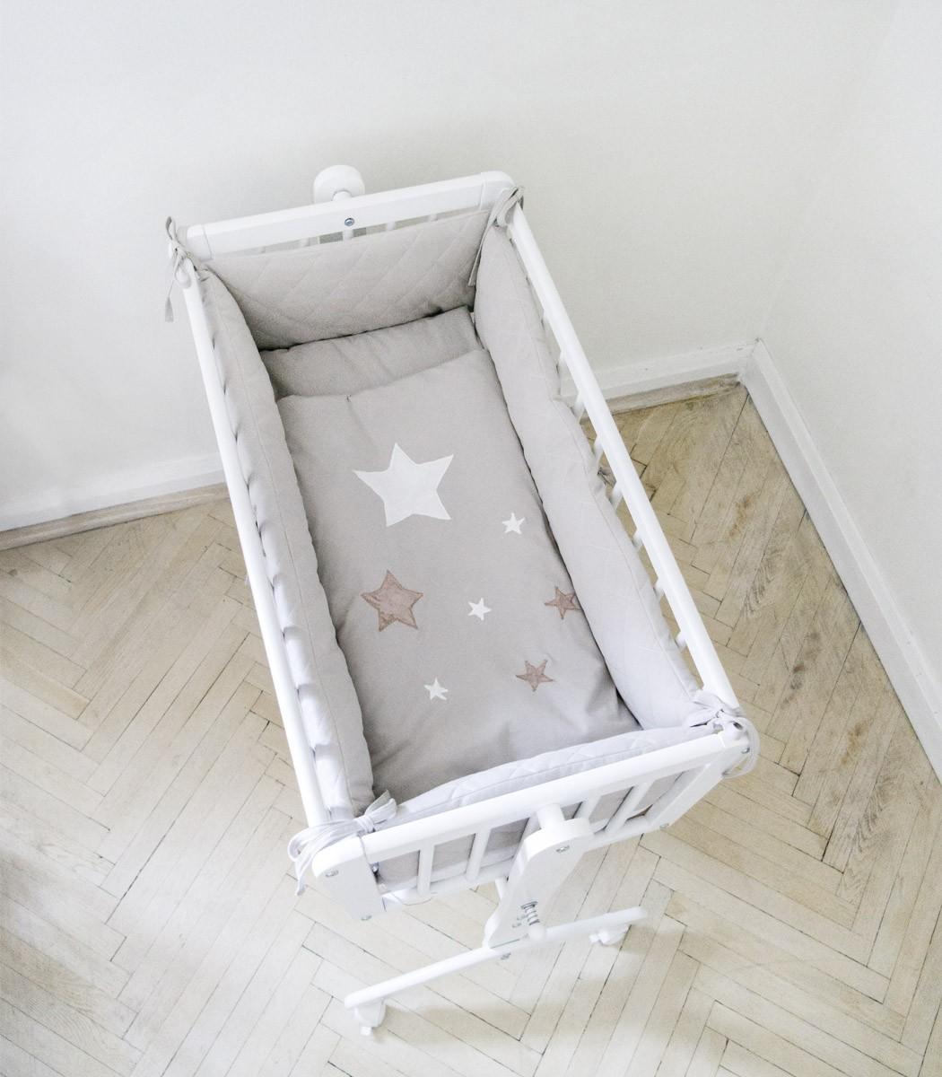 tour de lit berceau