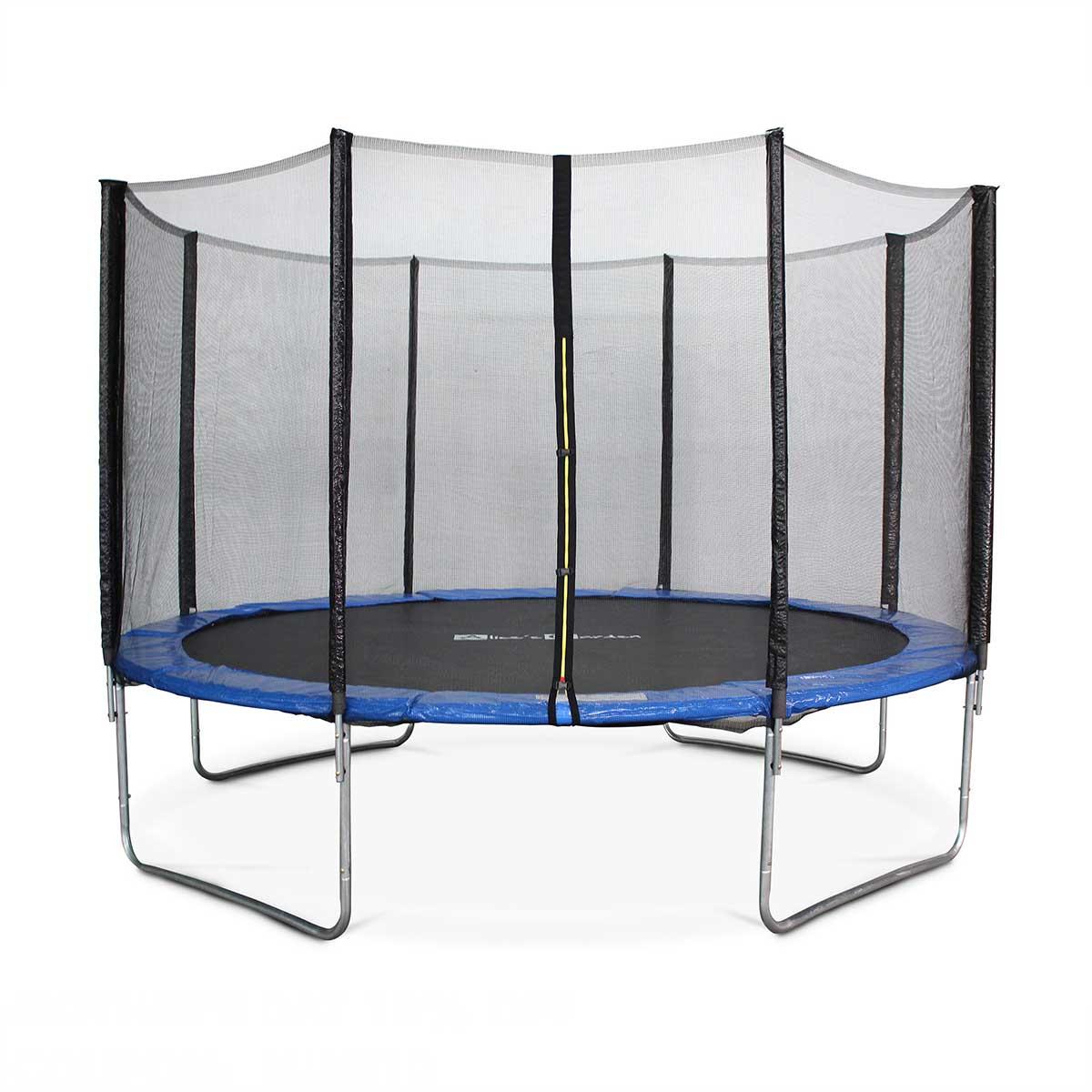 trampoline alice garden