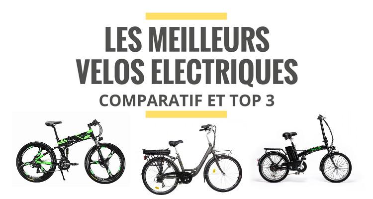vélo électrique comparatif