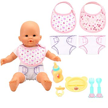 bébé en jouet