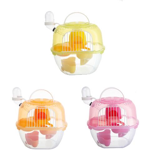 cage de transport hamster