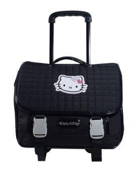cartable hello kitty a roulette