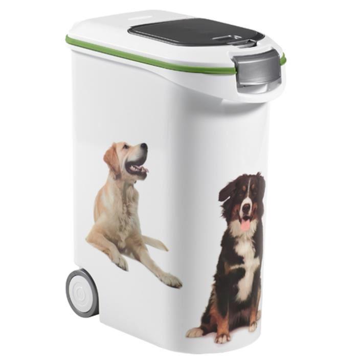 conteneur croquette chien