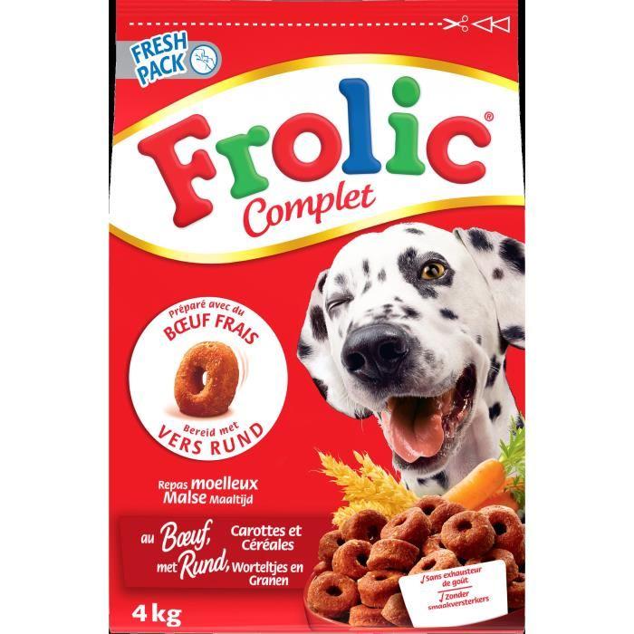 croquette frolic