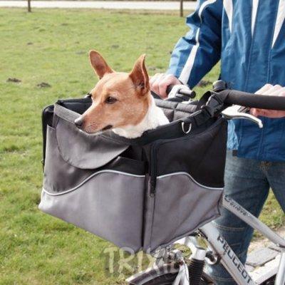 panier velo pour chien