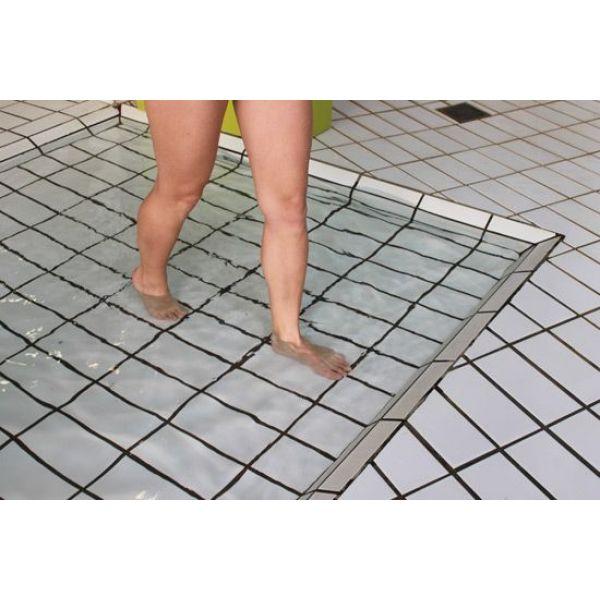 pédiluve piscine