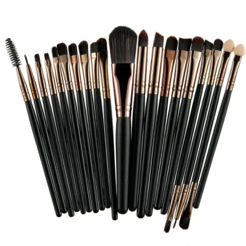 pinceaux maquillage professionnel