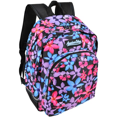 sac a dos college fille 2 compartiments