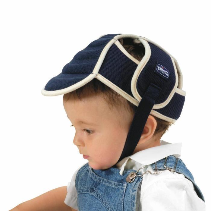 casque anti choc bébé