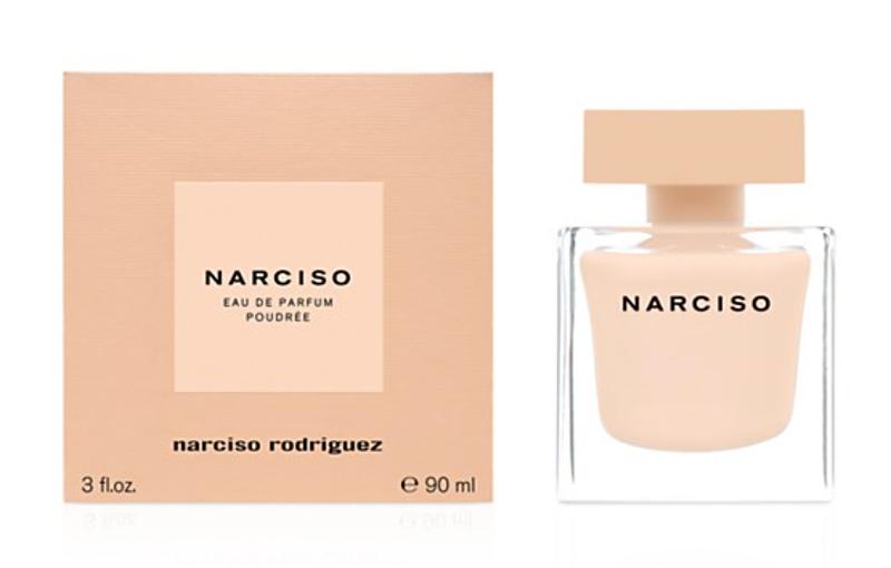 parfum narciso rodriguez poudré