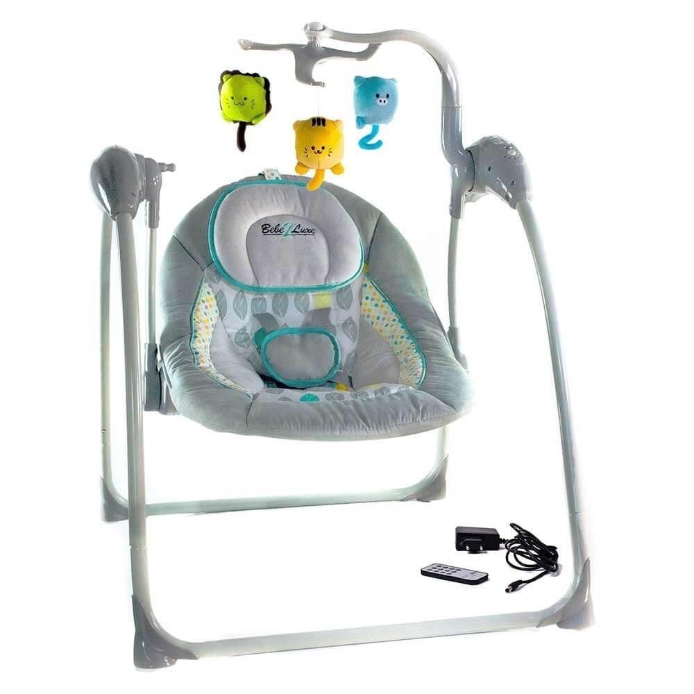 balancelle transat bébé